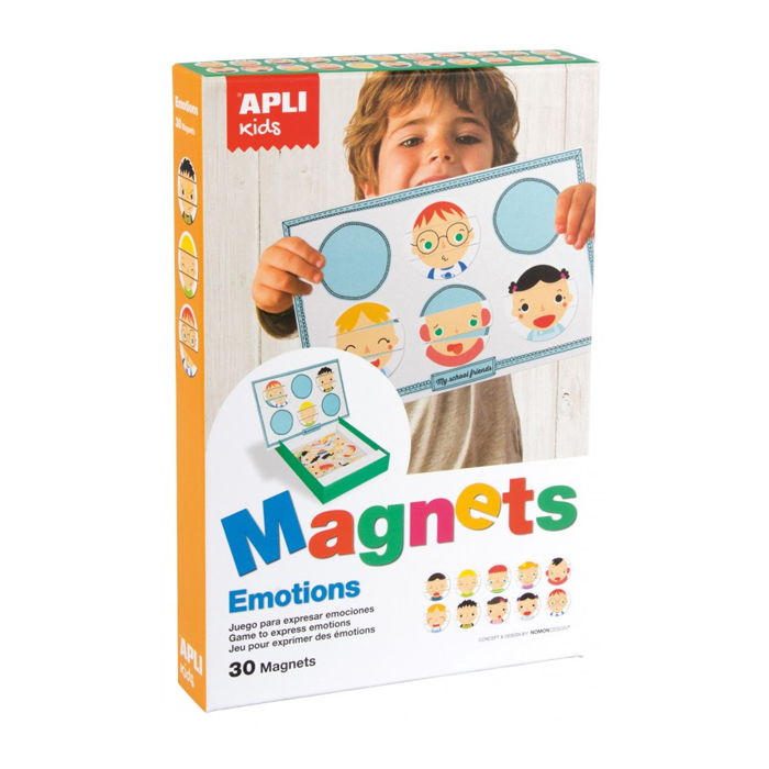 Apli kids Magnets Emotions
