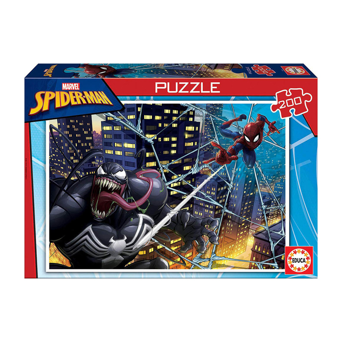 Puzzle Educa Spider-Man 200τμχ