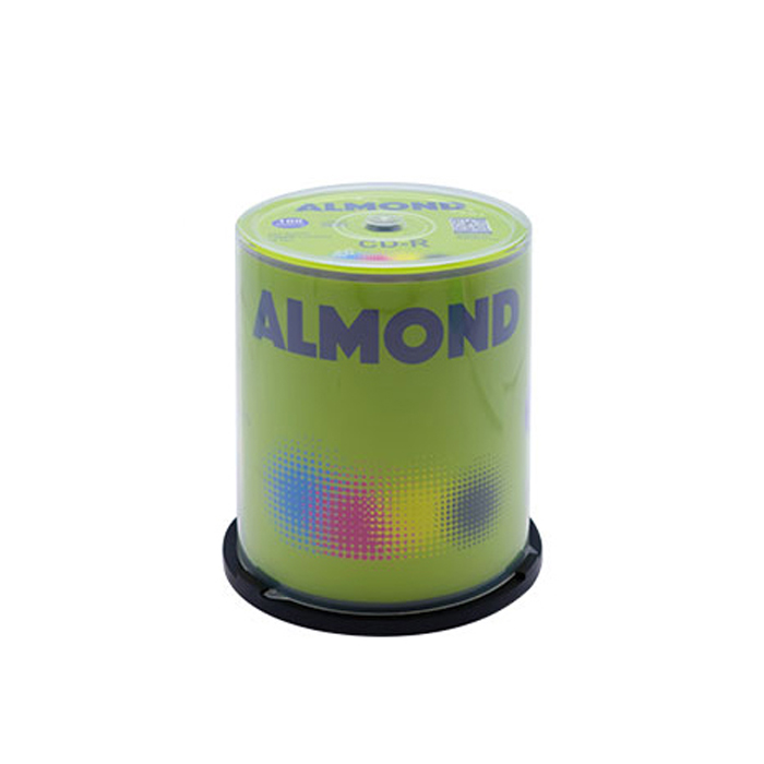 CD-R 700MB 52x Almond Cake Box 100τμχ
