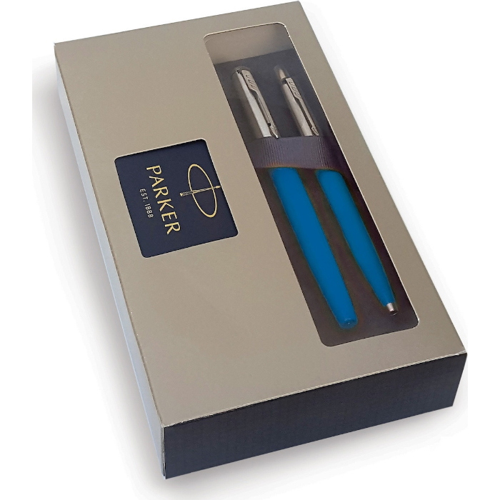 Σετ Δώρου Parker Jotter Origin Ct Blue (RB-BP)